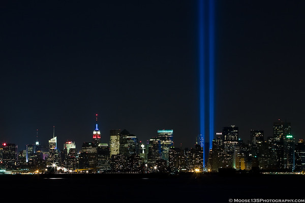 September 11 - Remembering that fateful day.