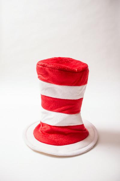 Dr. Seuss Top Hat