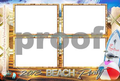 2013 Beach Party