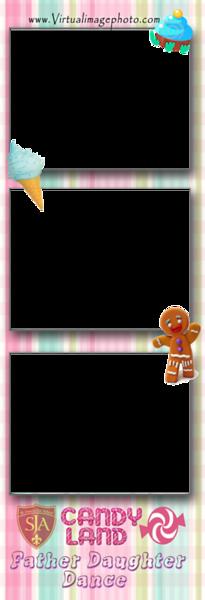 candyland overlay