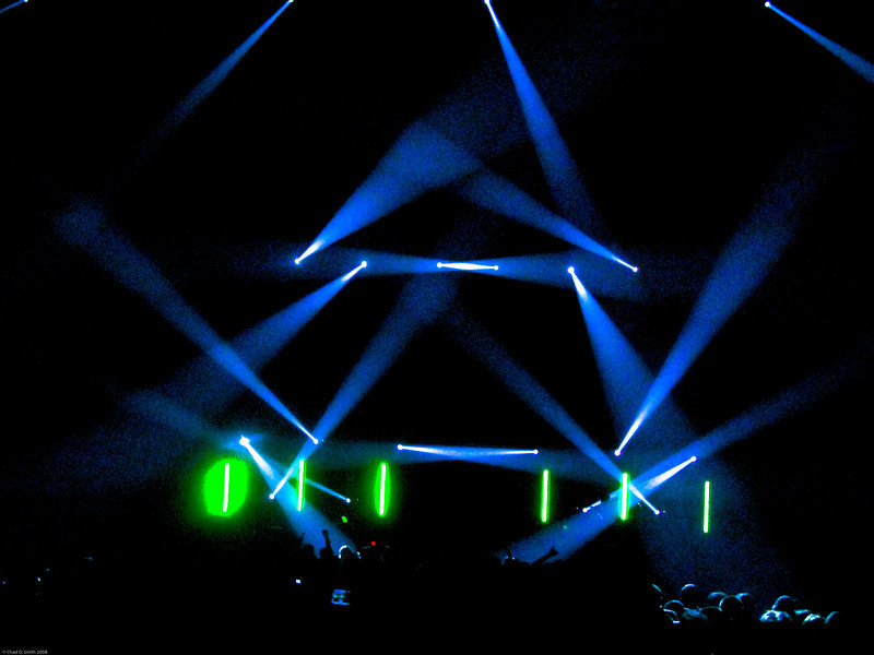 STS9 - 2008 @ The Congress