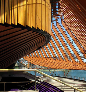 Orchestrating beautiful sounds in Sydney's Opera House Sydney, Australia