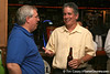 photo by Tim Casey<br /> <br /> Guests chat during the seventh Gator Country Caravan stop on Tuesday, July 29, 2008 at the Press Box Sports Bar in Tampa, Fla.