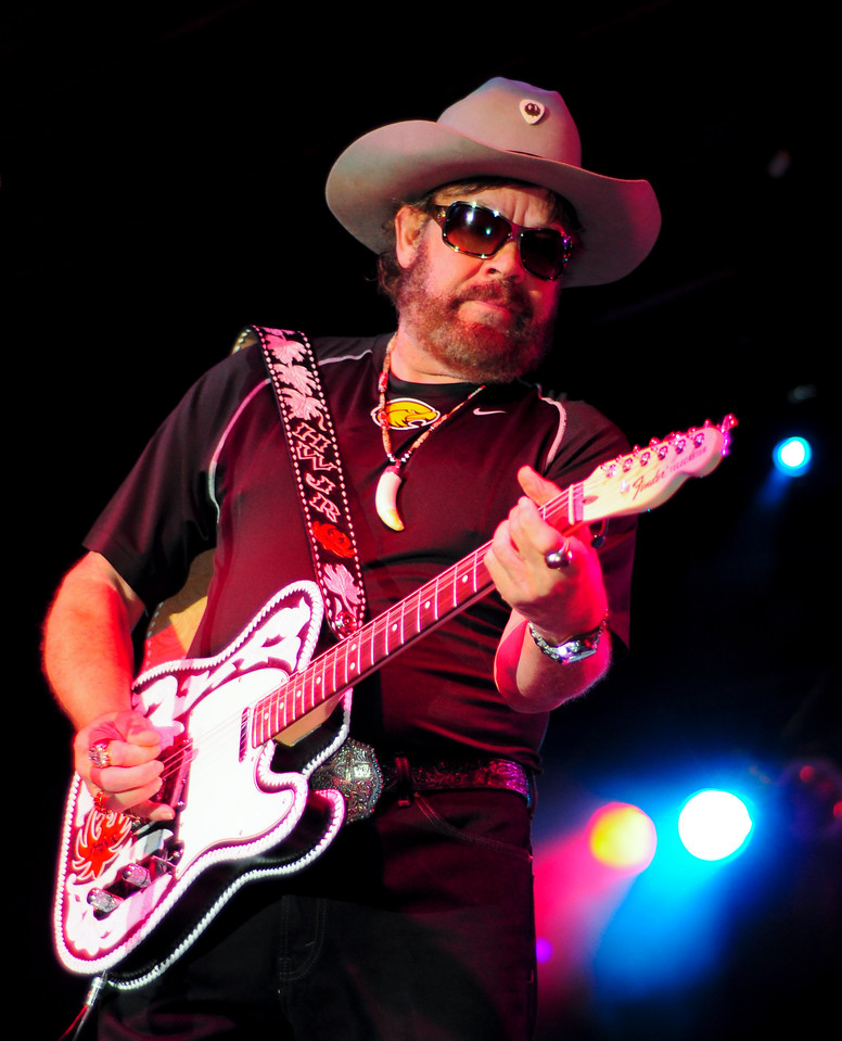 "May 23rd,  Hank Jr. put on a good show at the Calvert Marine Museum.  Concert photography is such a pain.  The red lighting they use just ruins pictures!!!  <a href=""/gallery/8312924_32YYM#544548570_ccQNv"">Click Here</a>"