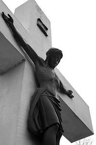 Crucifix up closer