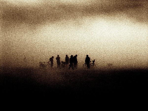 Burning Man dust storm