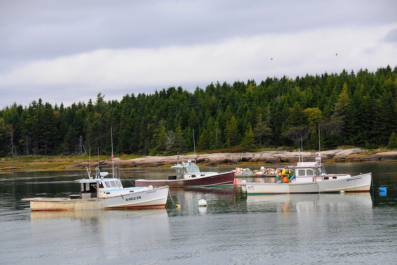 Lobster Boats ME