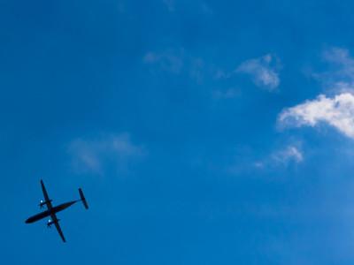 Nothing but blue skies...