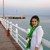 Recreational Jetty, Kish Island, Iran