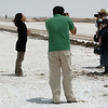Who's the subject?  Salt Lake,Maranjab desert, Central Iran
