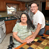 Without the Empty Stocking Fund help they received last year, David, Patsy Sturgeon and their cat Mizu, would have not had any heat and probably would have lost their Pecos property. <br /> Clyde Mueller/The New Mexican