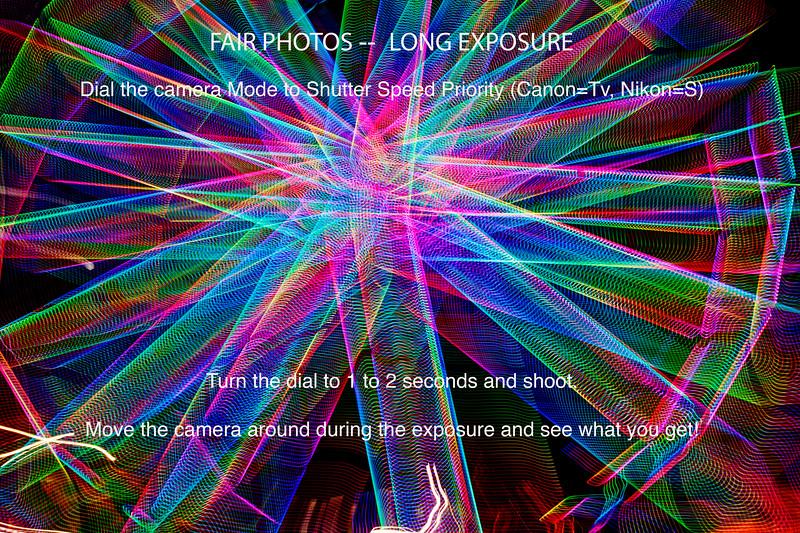 Long Exposure tip -- fun stuff!