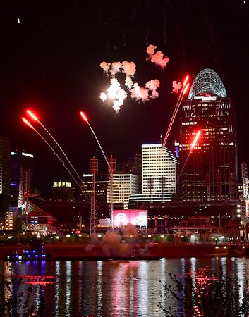 170416 Friday Night Fireworks