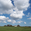 Somewhere in East Yorkshire: a lovely spring sky 2009
