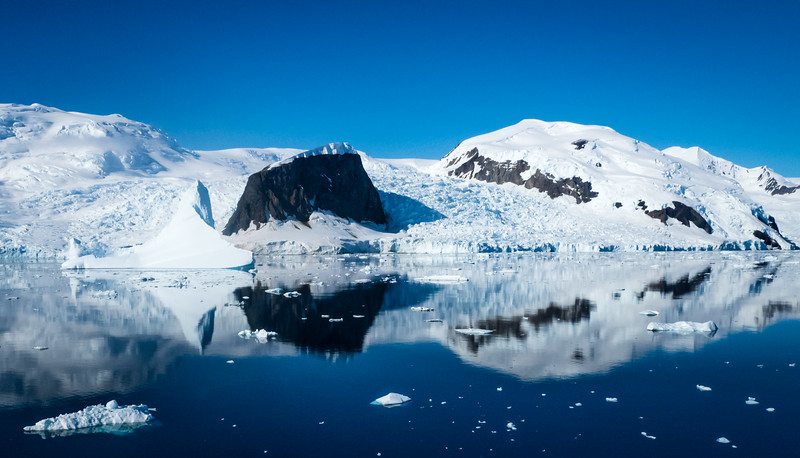 Antarctic Landscape #17