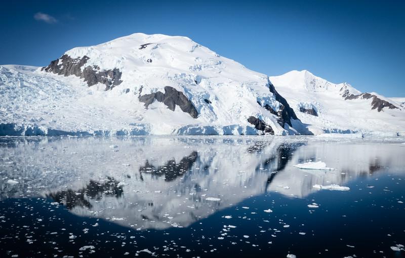 More Antarctic Scenery