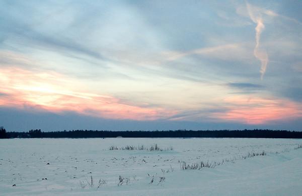 Night Lights<br /> Northern Michigan