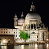 Venice, Night on the Canal