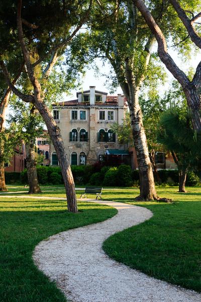 Venice , Home by Park