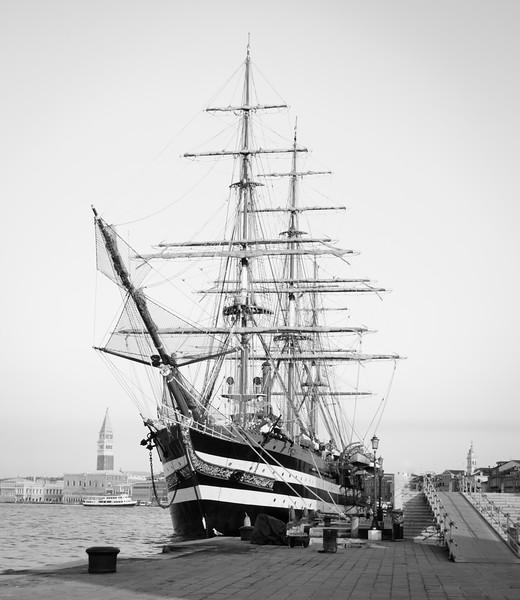Vespucci Tall ship