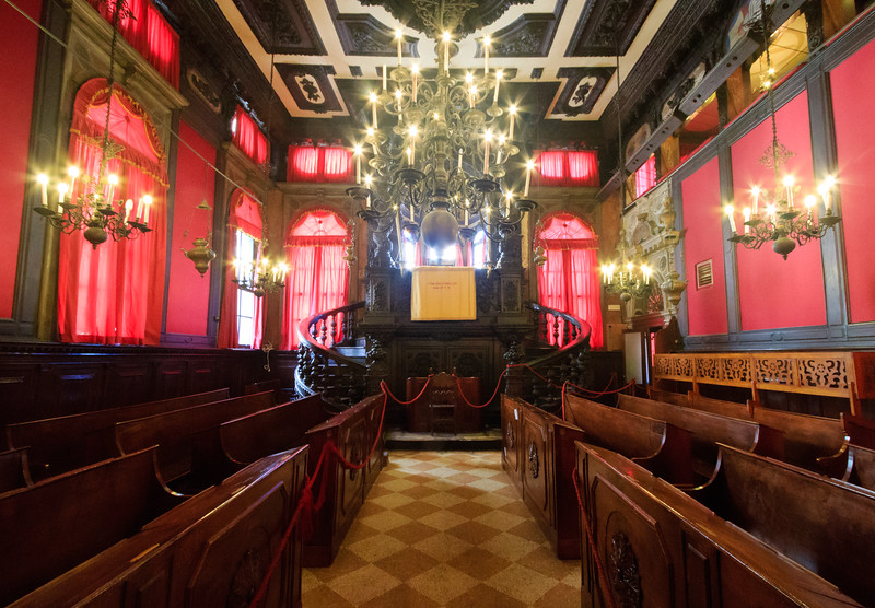Venice, Sephardic Synagogue