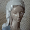 Capo-di-Monti Statuette belonging to my sister