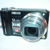 The new camera (pictured with the Sony Ericsson K770i phone camera)