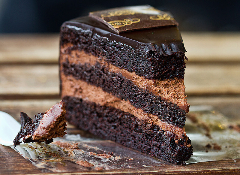 Chocolate Cake from Bakery Nouveau