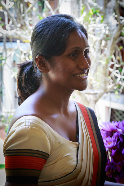 Galle Fort Hotel Hostess