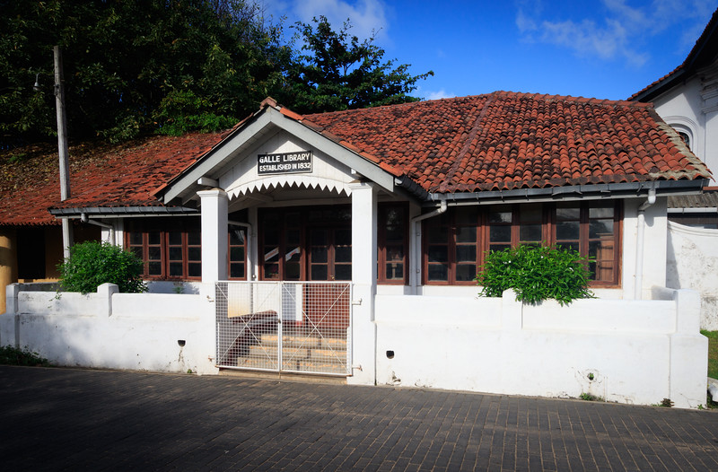 Galle Library