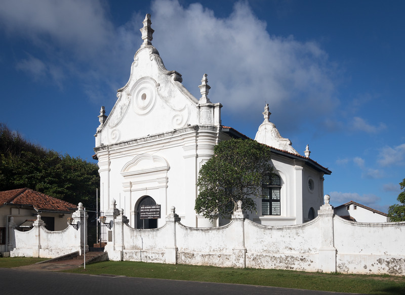 Dutch Church, Galle