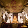 Buddhas in Temple of Tooth