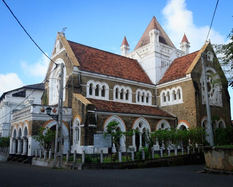 English Church, Galle