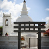 Buddhist Temple, Galle