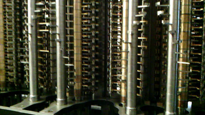 Babbage Difference Engine video3