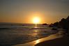 Kyle-Sunset on the coast