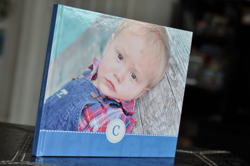 1 year Birthday Photobook