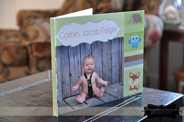 {Custom Photo Book} Front { I can design any style of book for any person!}