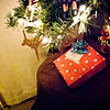 Day 82: The spirits of Christmas joy ring out as the first Christmas present appears in glory beneath Dustin and Bethany's tree. He is excited to heap many gifts upon his Love during their first Christmas together.
