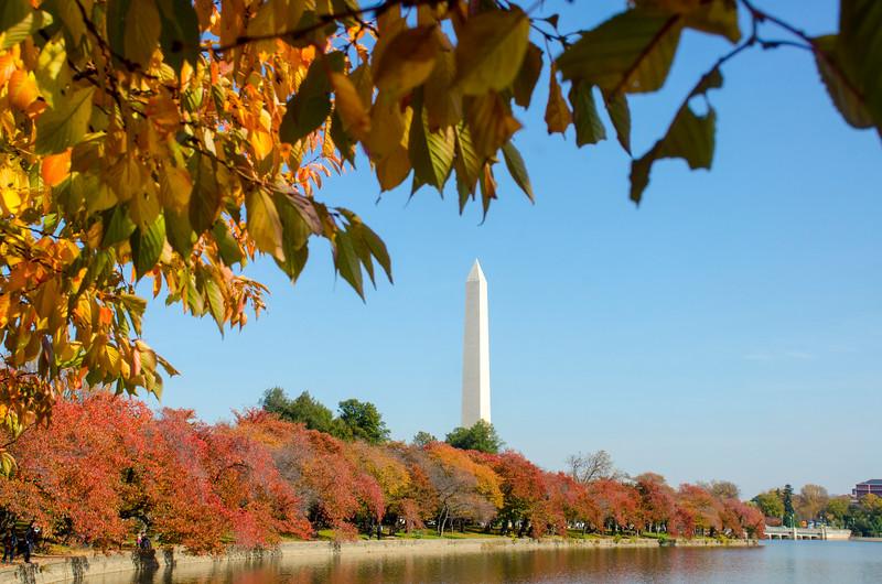 Monumental autumn