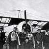 1931 – Istres, Morane de début (Girnia, Duboit, Saunol).