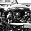 Juillet 1931 à Fos-sur-Mer avec Duboit, Gégout, Troyes, Schoeuner.