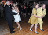 The 15th annual World War II Swing Dance was held at the Sunnybrook Ballroom recently drawing over 500 people,  some coming from as far away as West Virginia, New Jersey and Virginia. The dance was sponsored by the Pottstown Area Senior Center. Photo by John Strickler/The Mercury