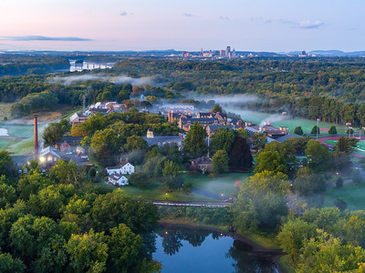 Loomis Chaffee, Windsor CT, photo by Photoflight Aerial Media