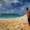 Local North Shore Surfer