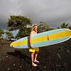 Poho'iki Surfer