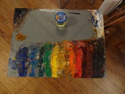 Paint Pallet 1