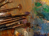 Brushes at Rest