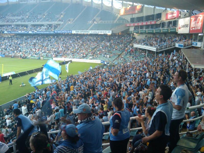 Sydney scores!2