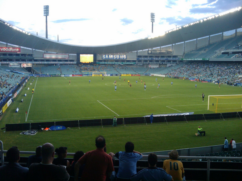Sydney FC vs Central Coast
